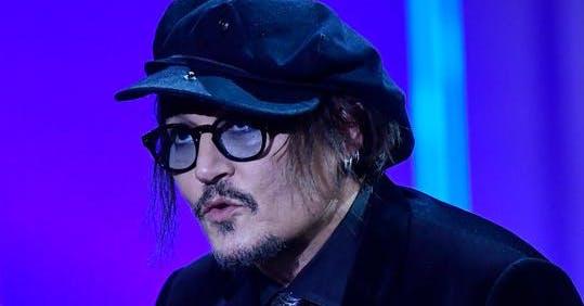 Johnny Depp om cancelkulturen: Kan hända alla