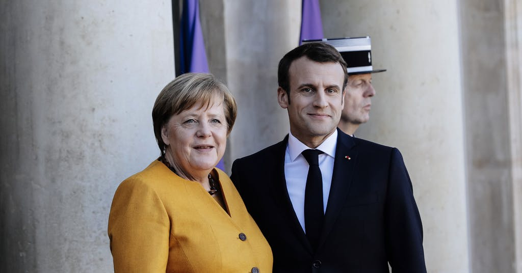 Europas största ekonomier studsar tillbaka
