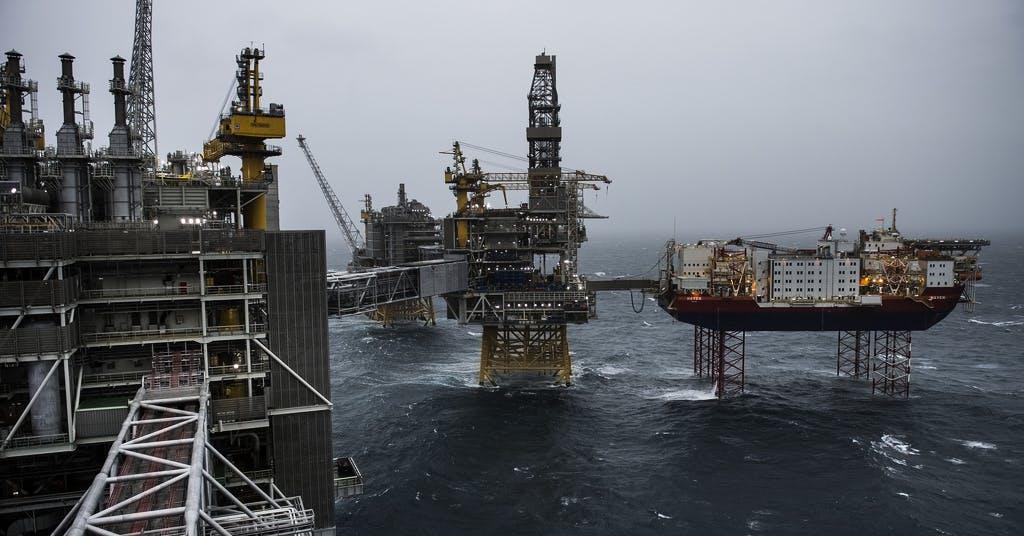 Även Norge stryper oljekranen