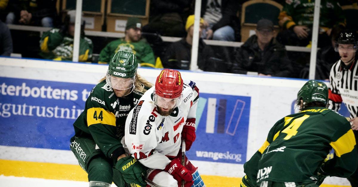 Hockeyallsvenskan svarar: Inget beslut har tagits