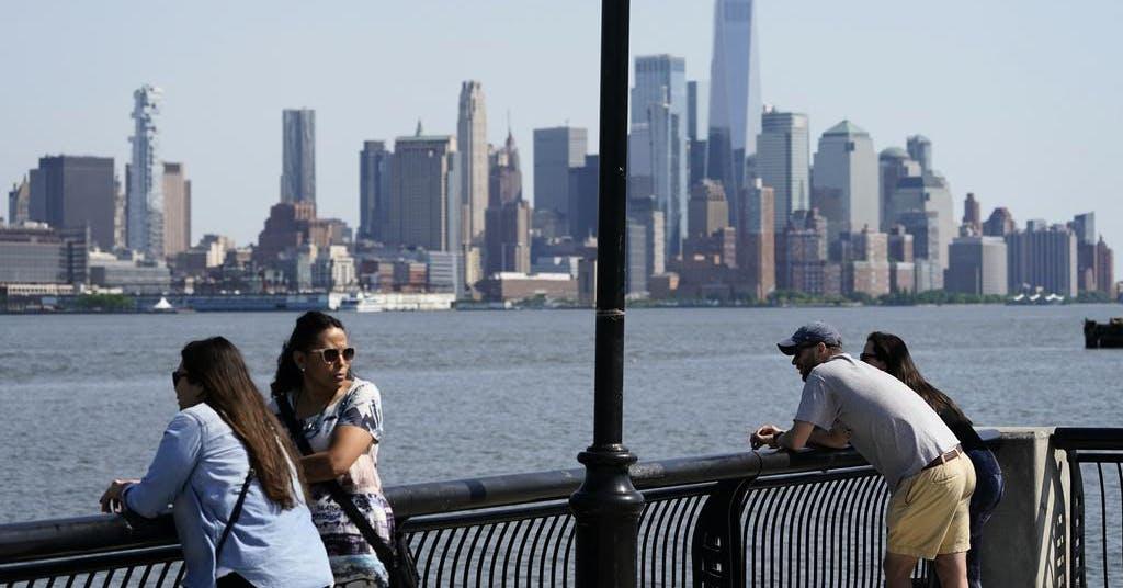Vaccinkrav införs för krogbesök i New York