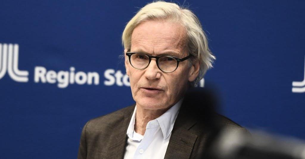 Oron i Stockholm: Färre borde smittas