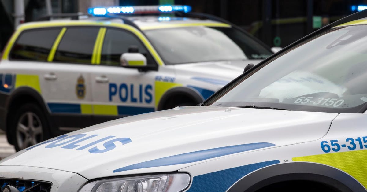 Polisen sker vittnen i sele - Vsterbottens-Kuriren