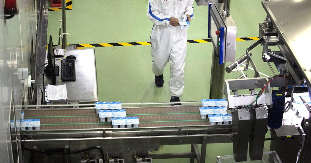 Mobilspel om pandemier förbjuds i Kina