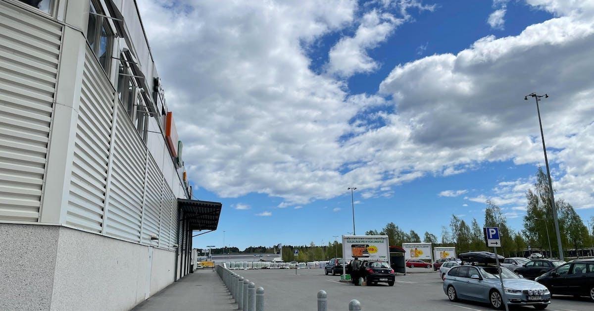 Umeå: Hit flyttar Systembolaget – öppnar i mars nästa år