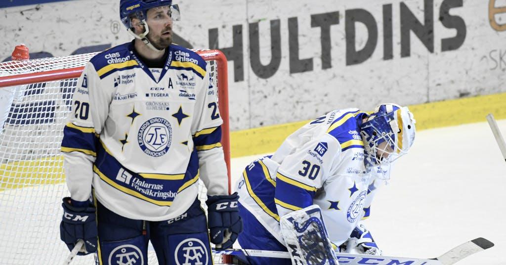 Samma lag men nya regler i hockeyn