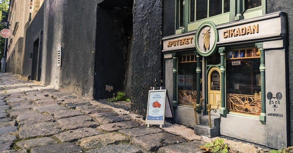Mössen öppnar apotek i Lund