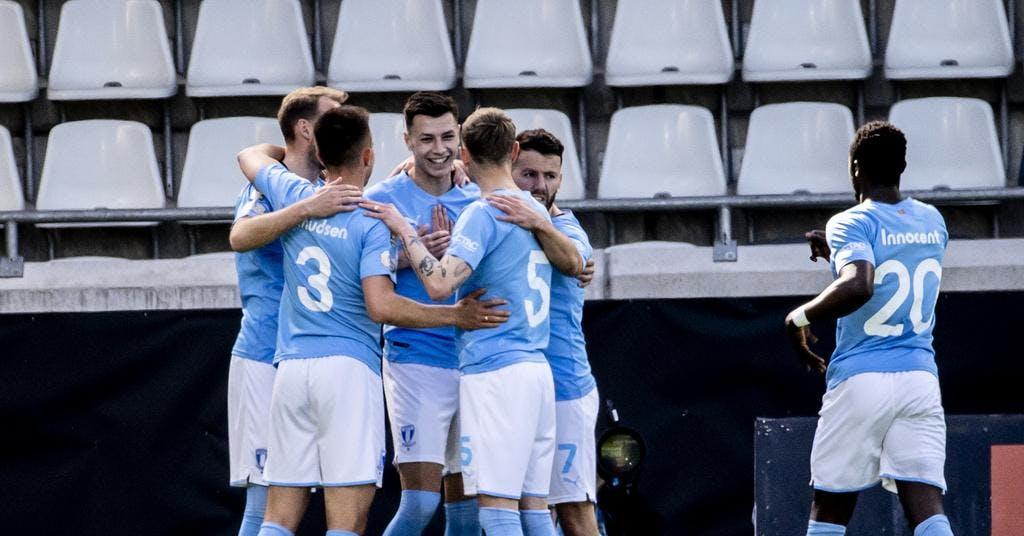 Malmö vann toppmötet efter snabba mål