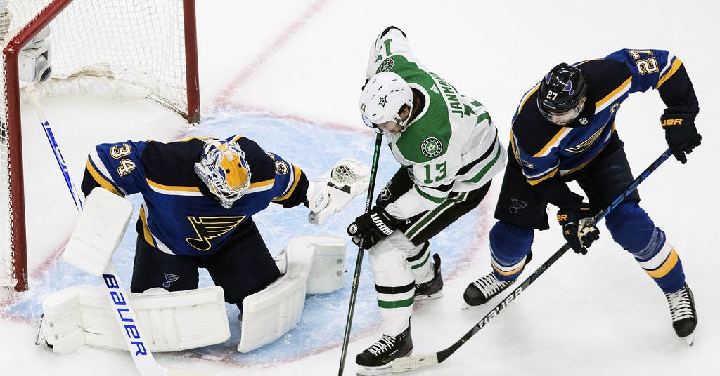 Dallas slog St Louis – möter Calgary