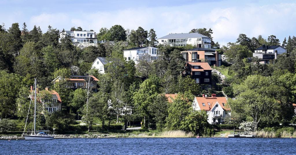 Villaägare har tjänat hundratals kronor per dag