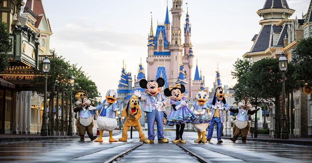 Robotar får jobb på Disneys nöjesparker