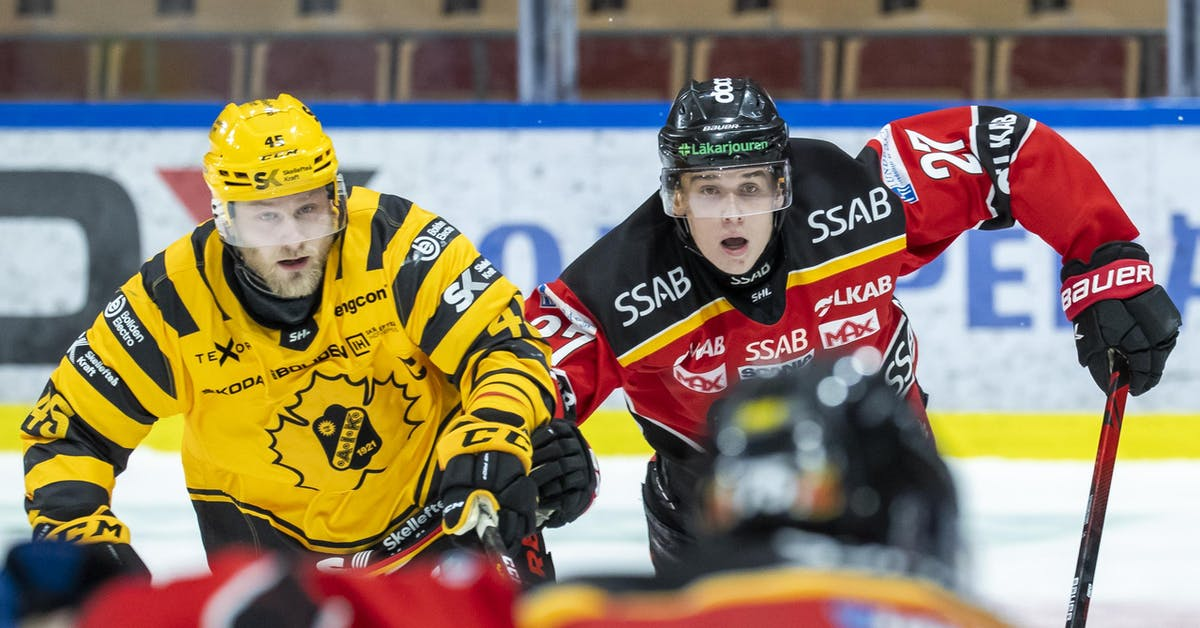 Storförlust – ödesmatch för Skellefteå