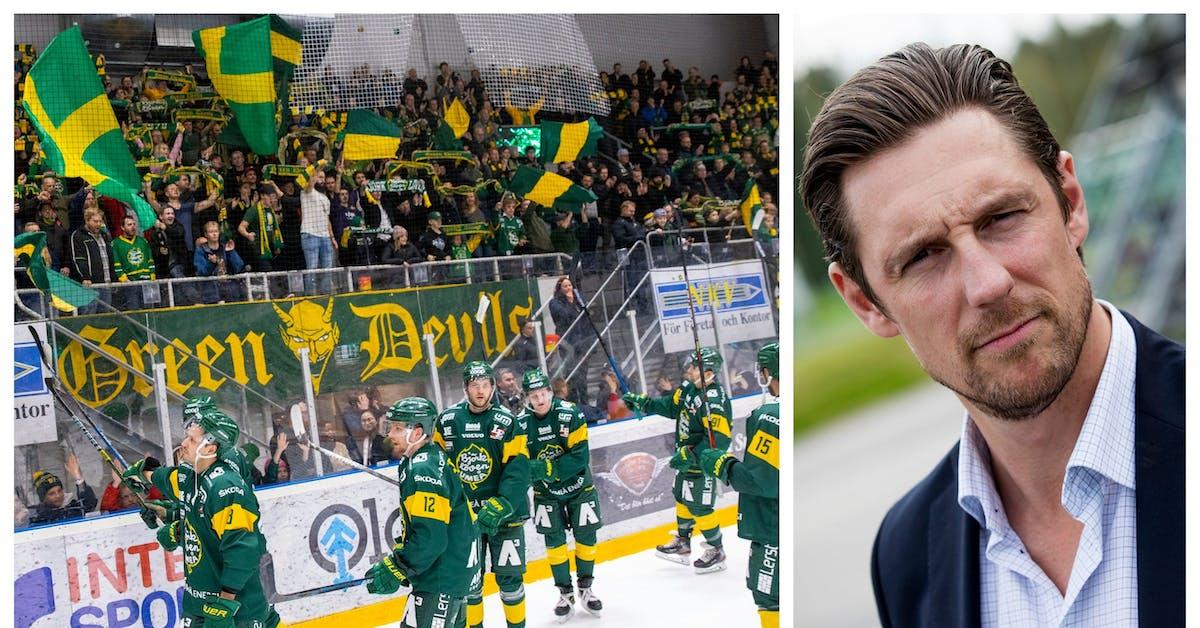 """Björklövens krav: """"Vi ska få chansen att spela i den högsta ligan"""""""