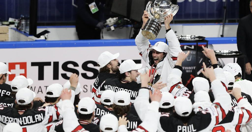Kanada tar hem VM-guldet – vann finalen i förlängning