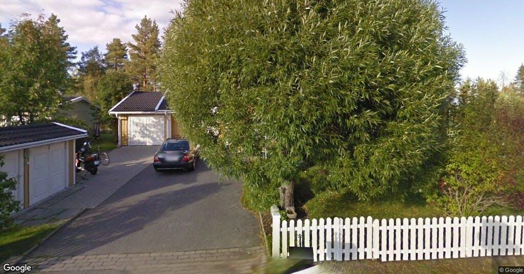139 kvadratmeter stort hus i Skellefteå sålt för 4 550 000 kronor