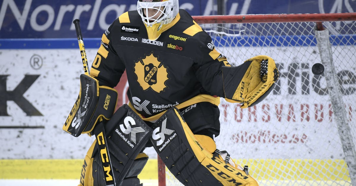 Skellefteå föll i första matchen mot SDHL