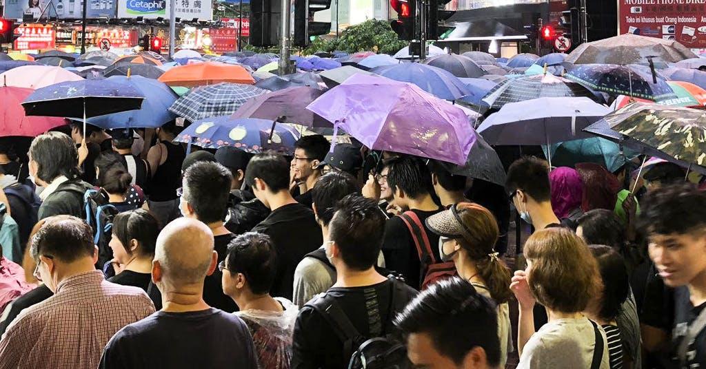 Konstnär lämnar Hongkong för Taiwan