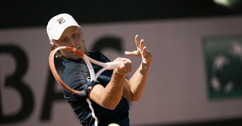 Supertalangen Leo Borgs nya jättesuccé i Wimbledon – exakt 40 år efter pappa Björns sista, stora framgång