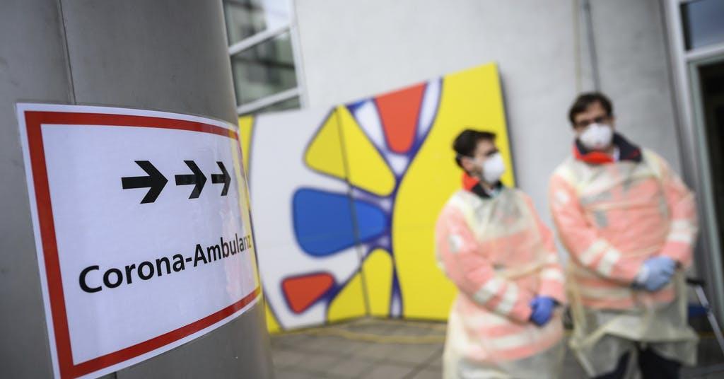 Merkel: Två av tre kan bli smittade