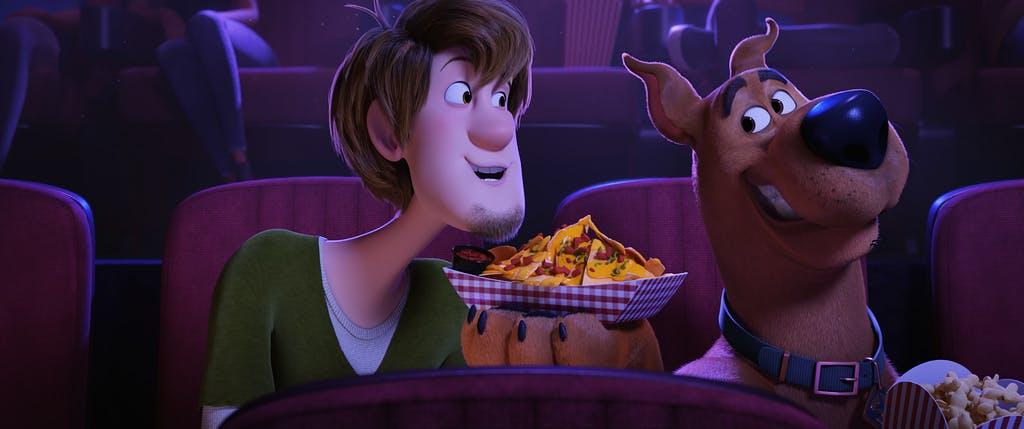Nya Scooby-Doo-filmen släpps digitalt