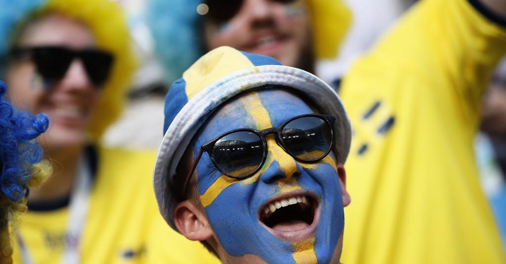 Sverige klättrar i konkurrenskraftsliga