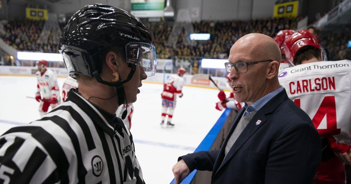"""Timråbacken skadad: """"Han kommer inte till spel"""""""