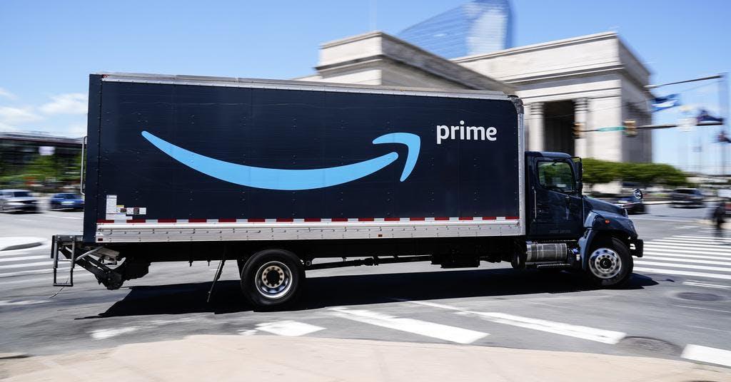 Amazon nyanställer tiotusentals