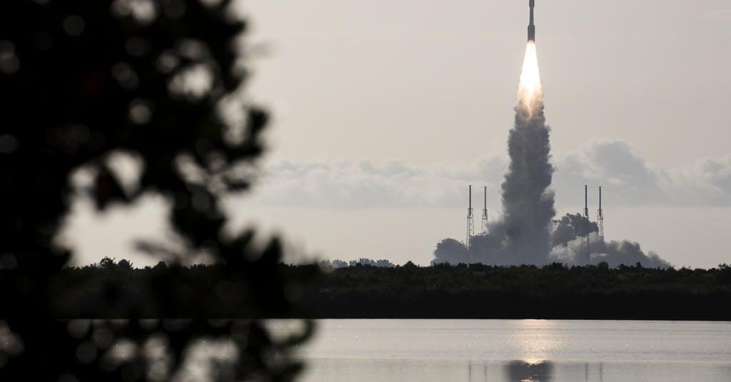 Nasasond med dansk kamera på väg mot Mars