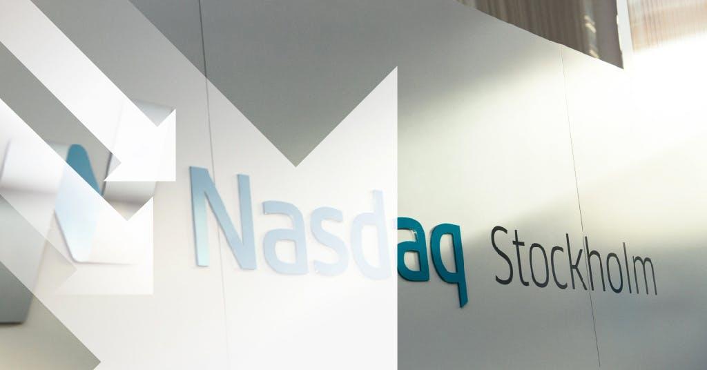 Nytt börsfall i Stockholm