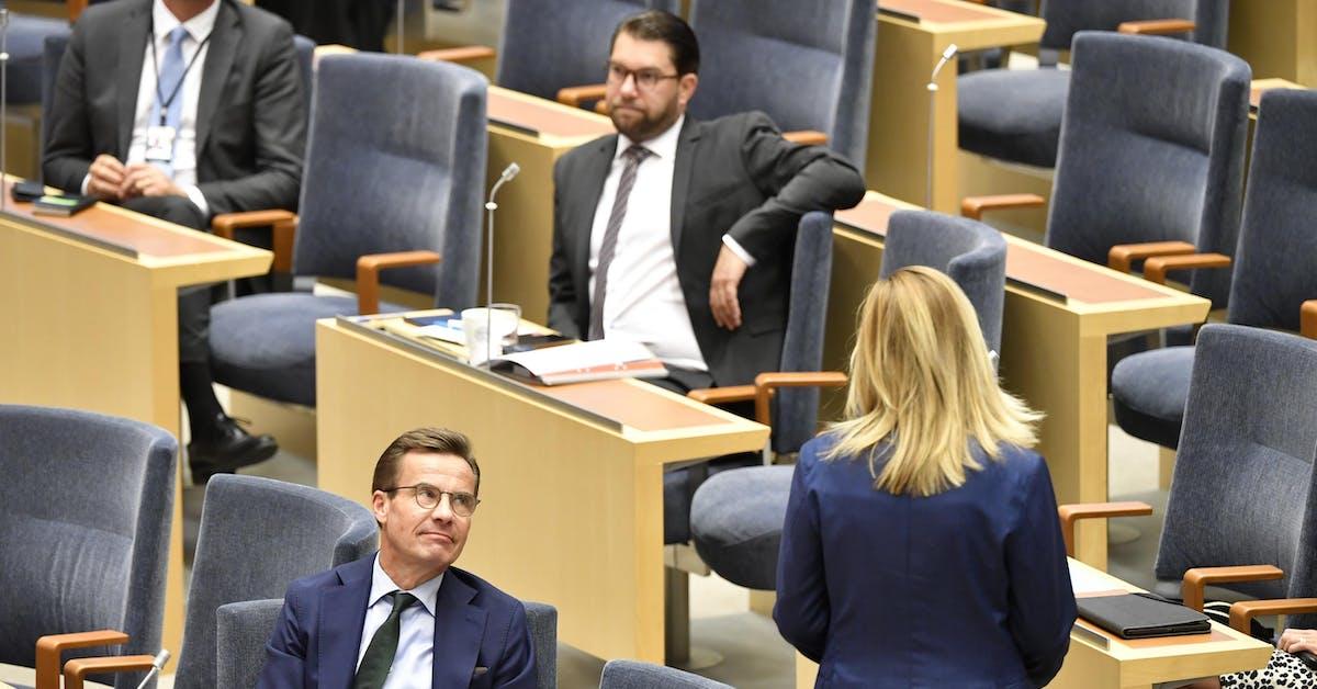 """Mer sisu i svensk politik"""""""