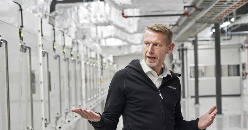 238 miljoner till utvecklingen av Northvolt Labs