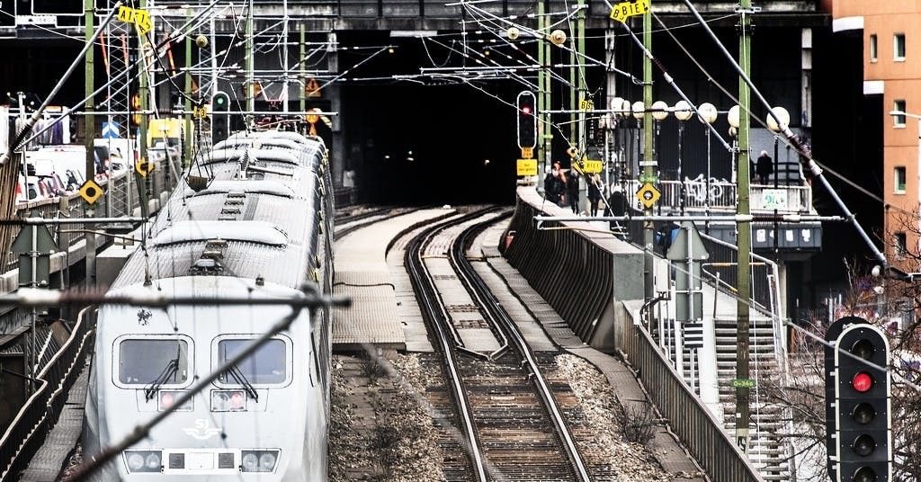 SJ: Färre bokningsbara platser på tågen
