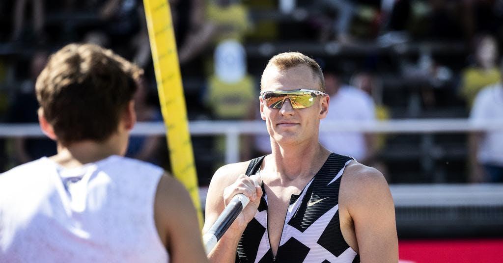 Duplantis rival missar OS – har isolerats