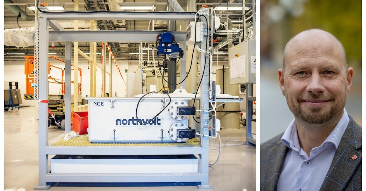 Umeå ser ut att missa etablering av ny batterifabrik