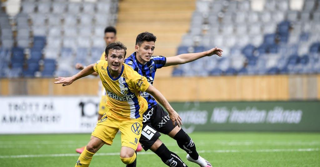 Nytt kryss för IFK Göteborg