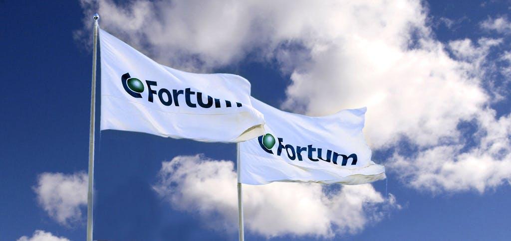 Bättre än väntat av Fortum