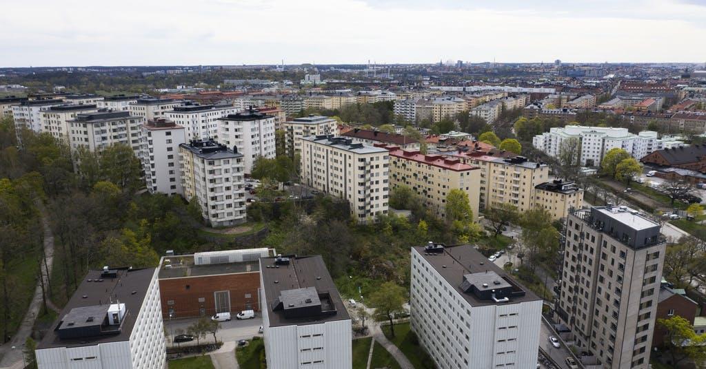 Varnar för bedragare när fler söker bostad