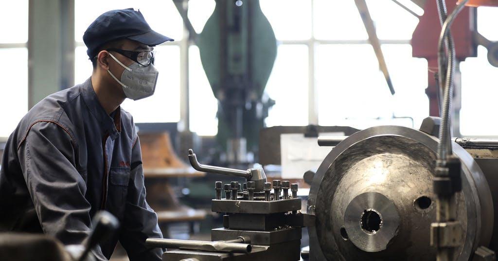 Positiva tecken i Kinas ekonomi