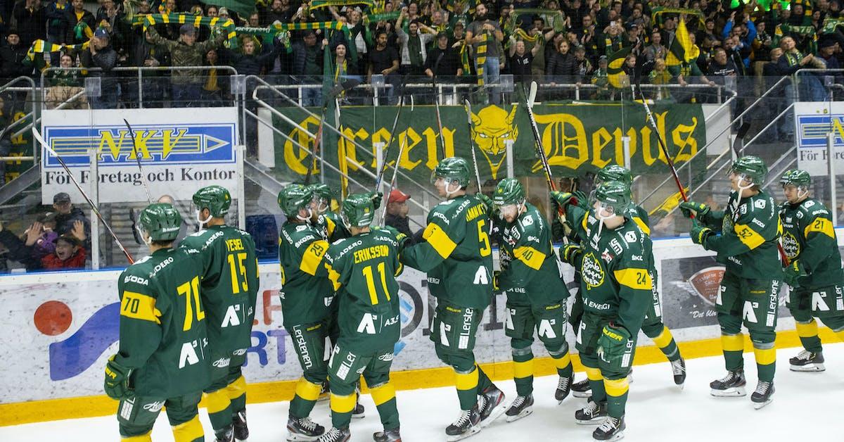 Beskedet: Då startar hockeyallsvenskan