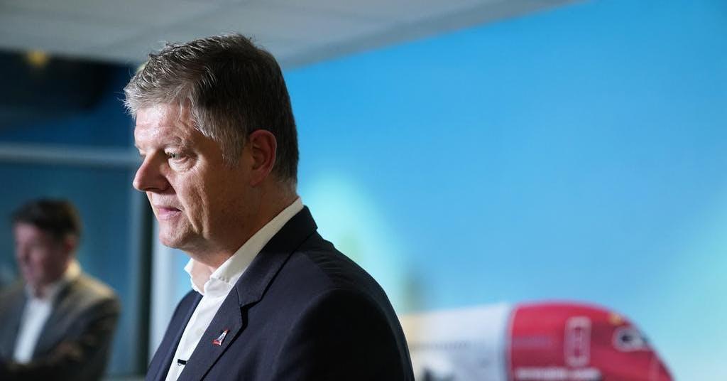 Norwegians aktie kraschade – igen