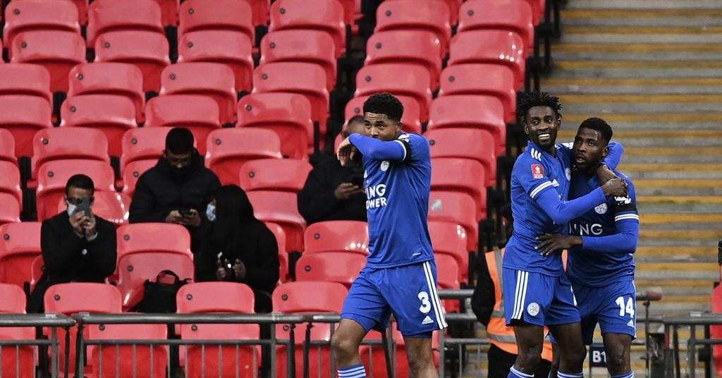 4 000 såg Leicester nå FA-cupfinal