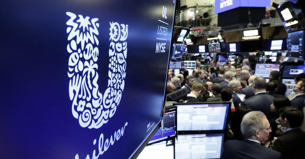 Unilever stoppar reklam inom sociala medier