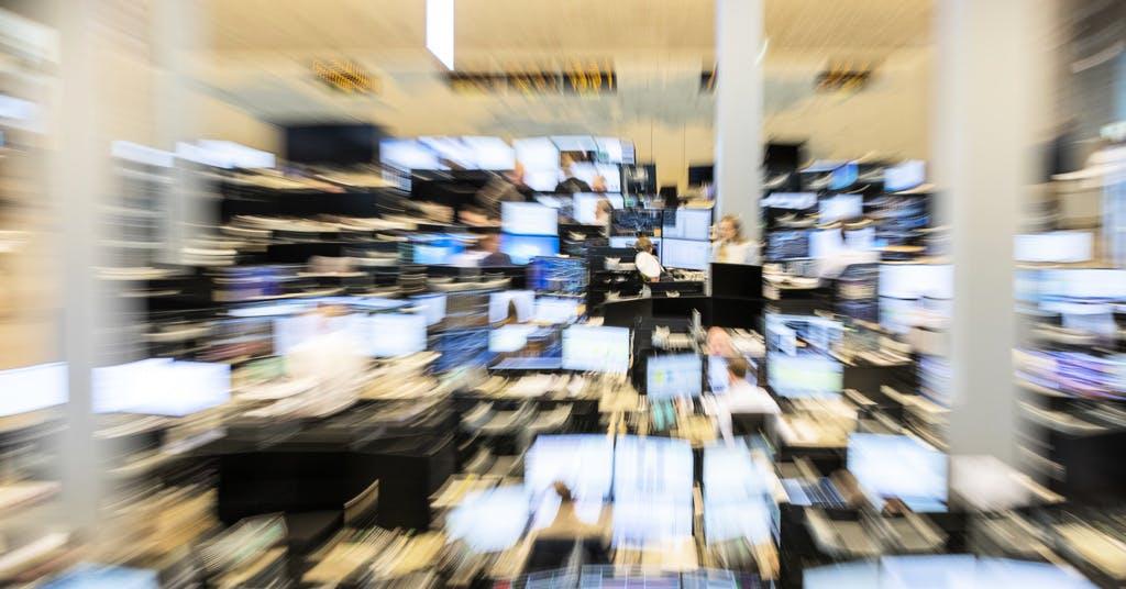 Svagt uppåt när börsen stänger för påsk