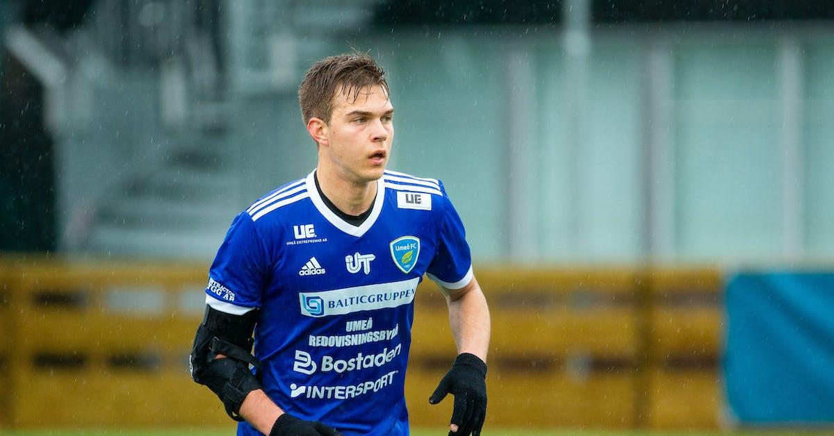 Umeåsonen i historiskt ung U21-trupp