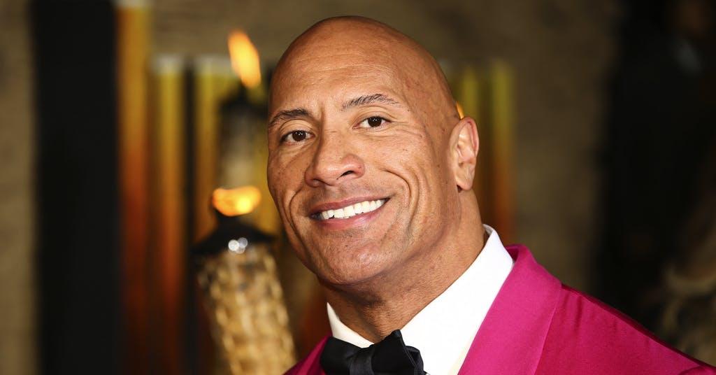 """""""The Rock"""" bäst betalda skådespelaren – igen"""