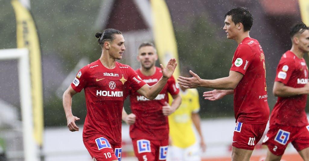 """Gustafsson: """"Jag vill ha fem byten permanent"""""""