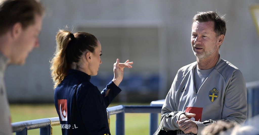 Gerhardsson förlänger över VM: Väldigt roligt
