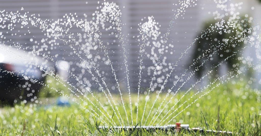 Redan vattenbrist i många kommuner
