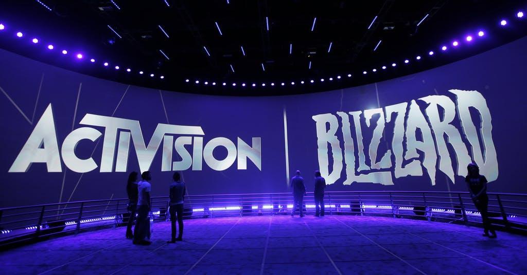 Activision Blizzard-vd:n bemöter kritiken