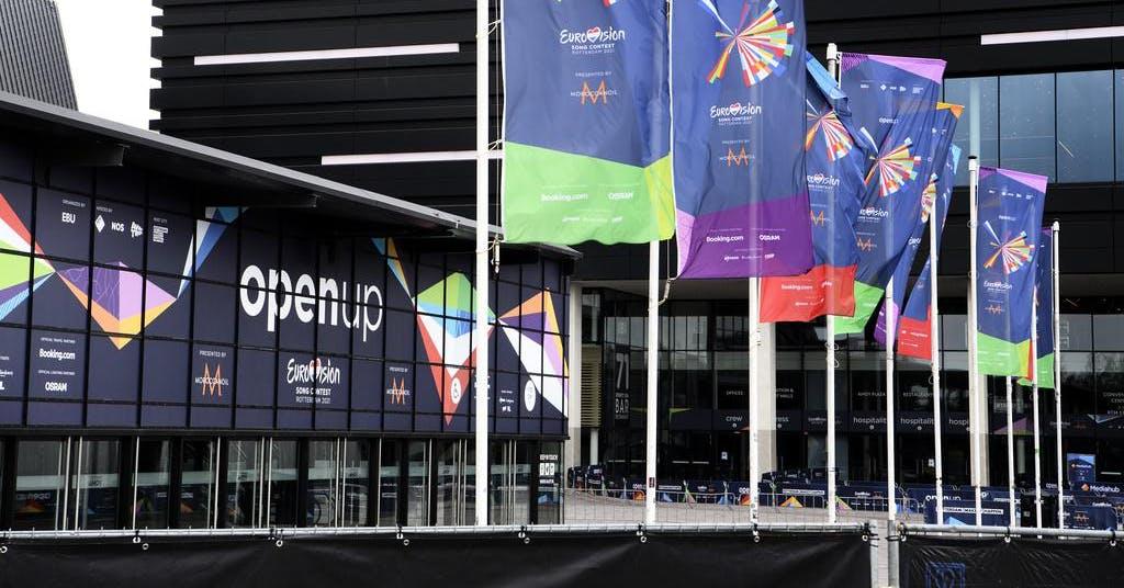 Flera fall av covid under Eurovision